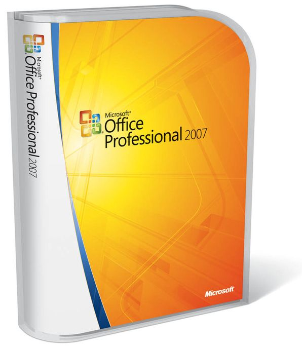 Microsoft Office 2007 Professional SP3